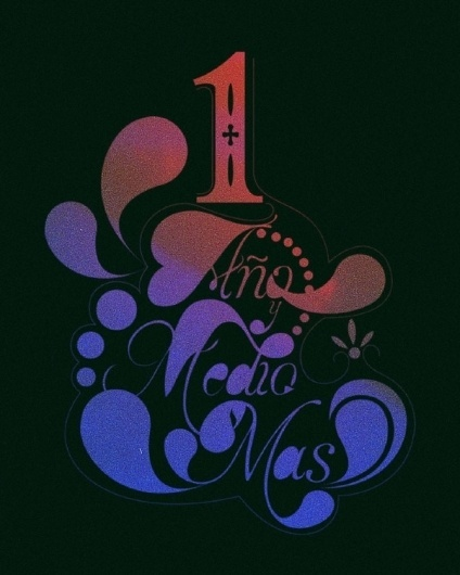Melissa Hernández #design #direction #art #poster #typography