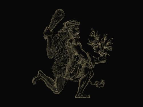 Constellation - Hercules illustration