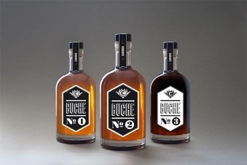 Week 20 2012 — Fiftytwo #packaging #drink #print #liquor #label