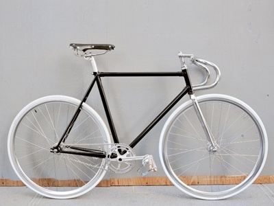 Domenica Sport - Minimalissimo #chrome #bike