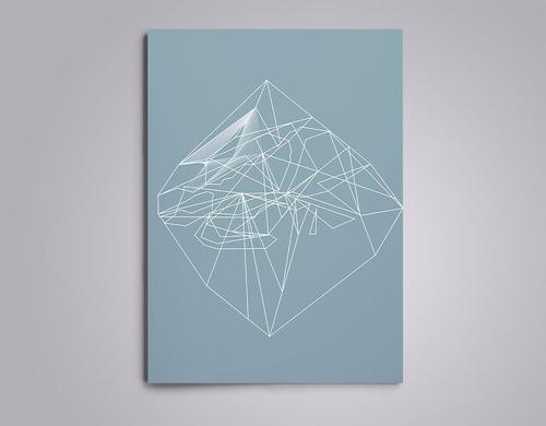Shape #form #vector #epok #affiche #design #graphic #experimental #shape