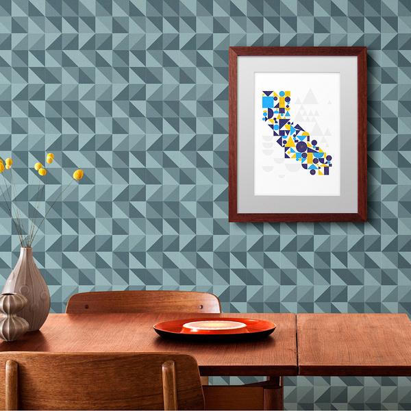 Shop Hunting Tuesdays: The Weekend PressOakland Illustrated |Support on KickstarterThe Weekend Press is an Oakland based letterpress #interior #wallpaper #pattern