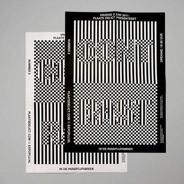 f7e9508301ff0b163e2004eafe7f673b_L.jpg (640×640) #pattern #white #black #poster #contrast #confusion