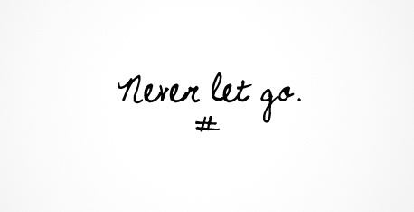   never. #font #text #white #free #word #let #hand #never #typography