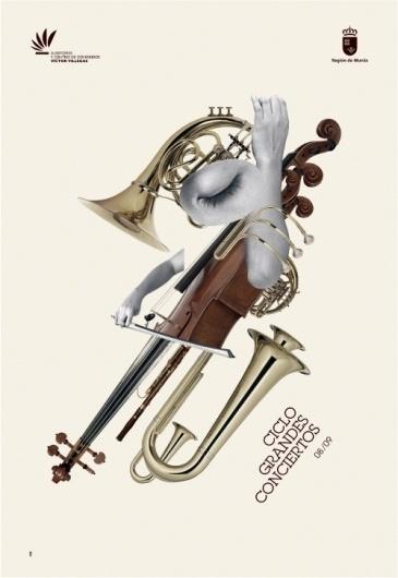 F33GRUPO #auditorio #f33 #spain #poster #murcia #music #villegas #concerts