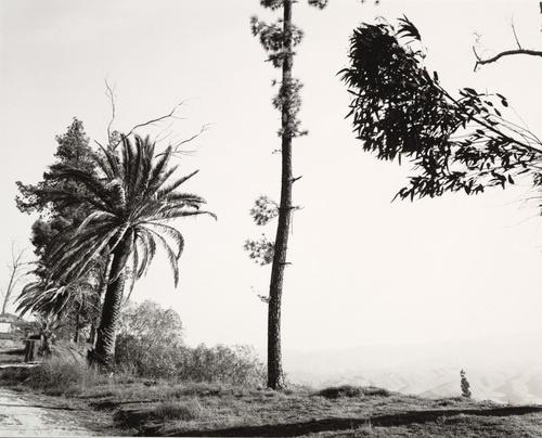 Robert Adams - Edge of San Timoteo Canyon, San Bernadino County, California. 1978 #photography #1970