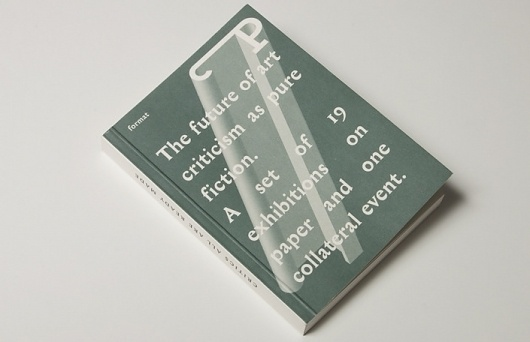 It's Nice That : Things #cover #print #book #typography