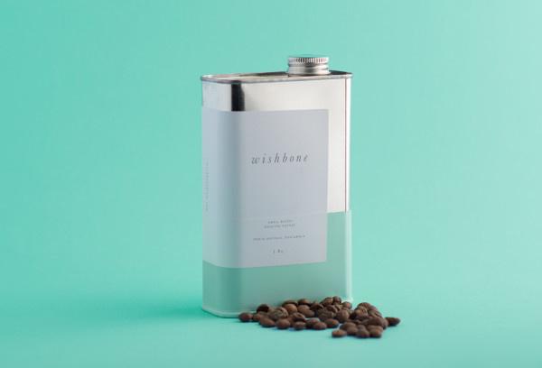 Wishbone Coffee Packaging-5 #packaging