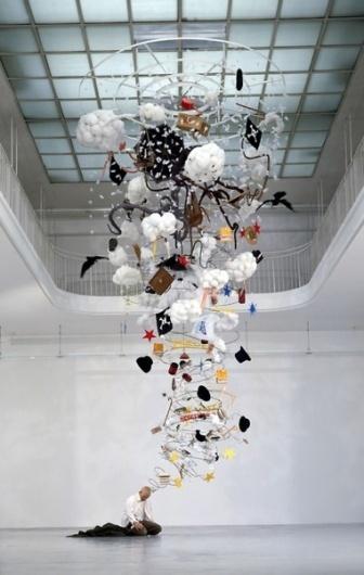 Gilles Barbier Installation #barbier #gilles #art #installation