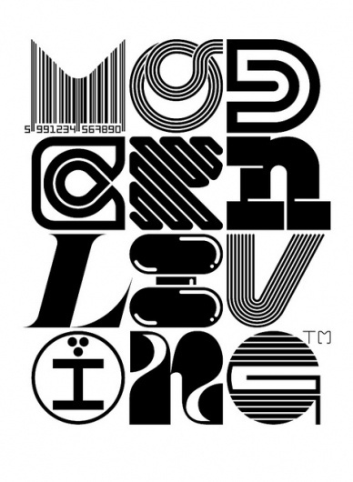 Modern Living | Flickr - Photo Sharing! #typography #flickr #official classic #modern living