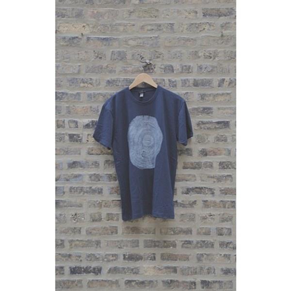 FIK x Bryan Nash Gill Locust Tshirt #woodcut #nash #gill #tree #tshirt #is #fourth #wood #king #tee #art #fashion #bryan #navy