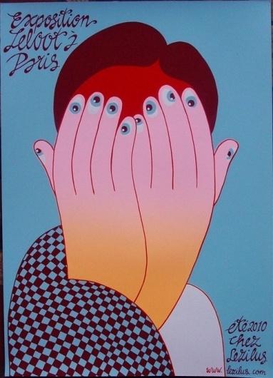 Zeloot #illustration #poster