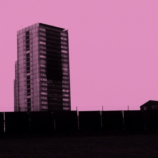 #Iphoneography #graphic #glasgow #towerblock | Flickr - Photo Sharing!