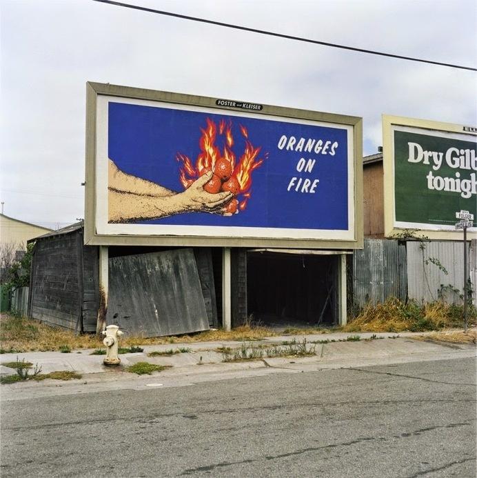 vintage everyday #pop #art #billboard