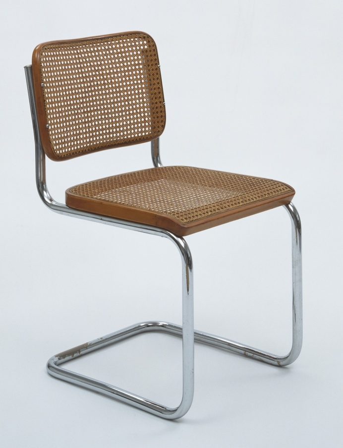 Marcel Breuer, Cesca Side Chair (model B32), 1928