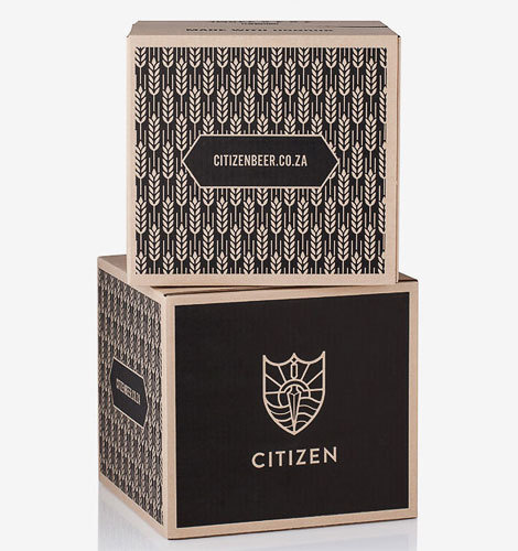 Citizen Beer Cases #beer #label #packaging