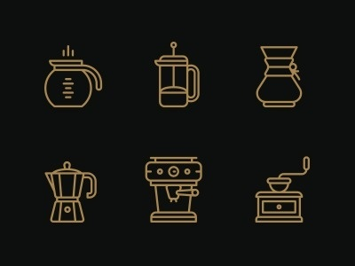 Coffee #icons