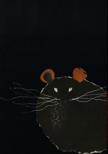 50 Watts #abstract #mouse #hamster #illustration #surreal #dark
