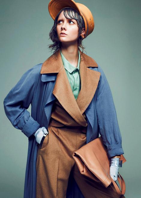 Sara Eirud & Lydia Ericsson Wärn by Hasse Nielsen for Elle Sweden #fashion #model #photography #girl