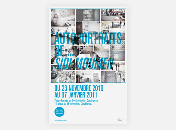 A'ZERO STUDIO / AFFICHES #typographie #morocco #poster #affiche