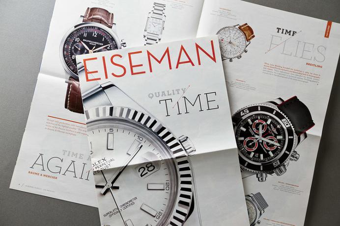 Eiseman Jewels Watch Insert