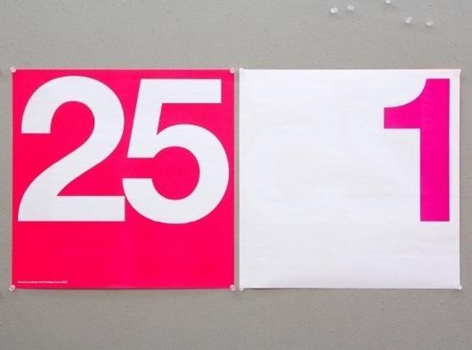 Christmas cards | Cartlidge Levene #print #design #typography