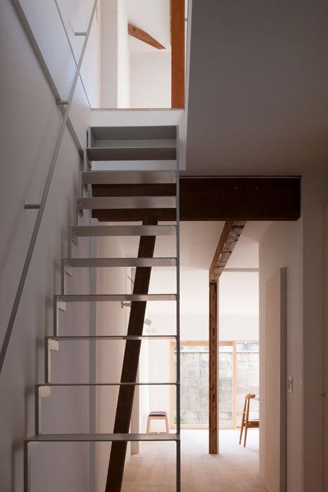 House in Shichiku by Shimpei Oda #interior