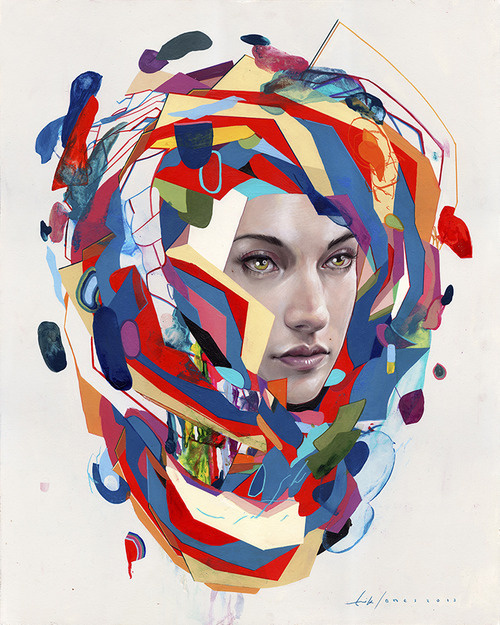 Illustration/Painting/Drawing inspiration #illustration #graphic #drawing #art
