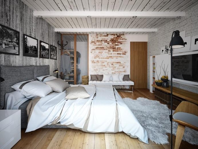 Loft project in Krasnodar