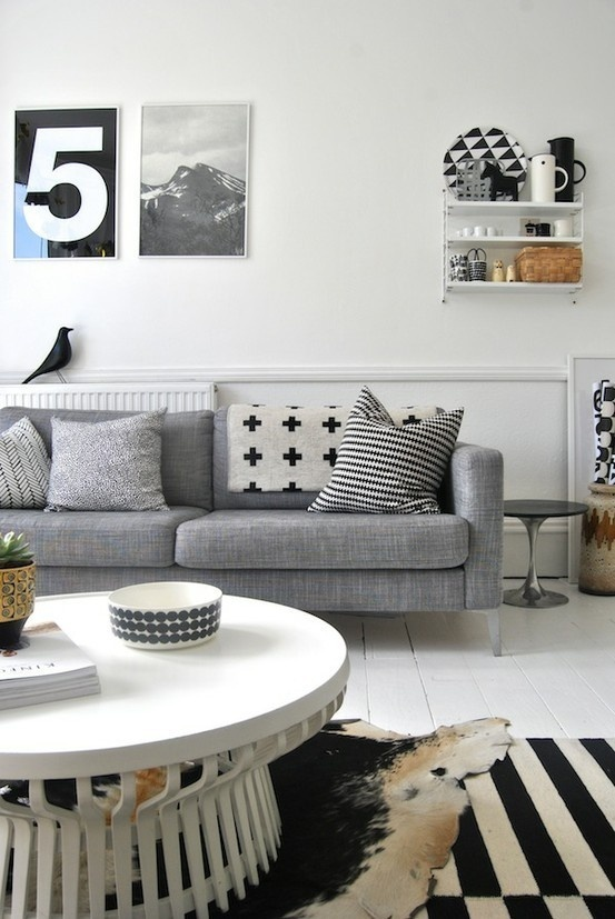 Living room interior #interior design #couch #living room