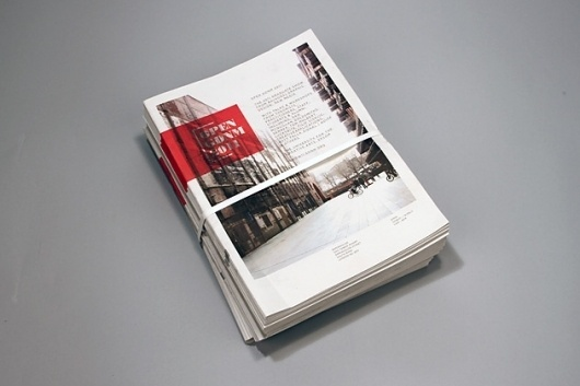 Craig Scott - Graphic Design & Art direction #bound #print #newspaper