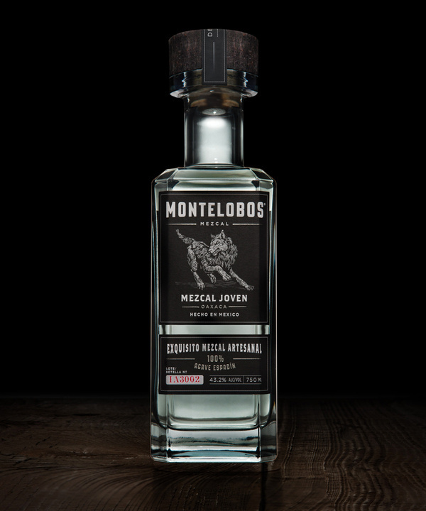 lovely package montelobos 1 #glass #alcohol #bottle