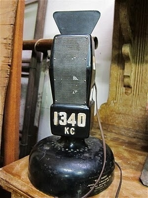The William Brown Project #radio #old #shit #microphone