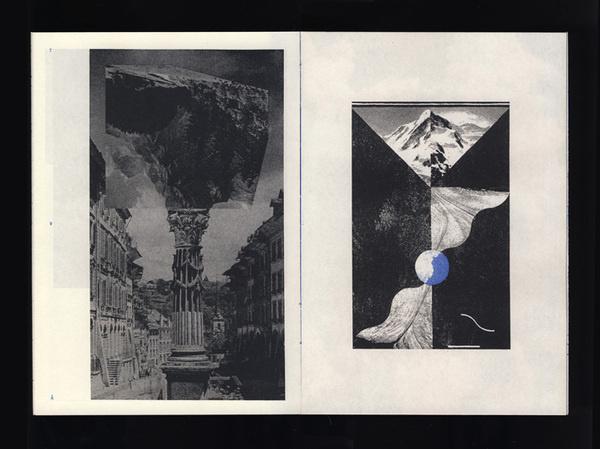 002 Jordskred #collage #zine #reith #louis