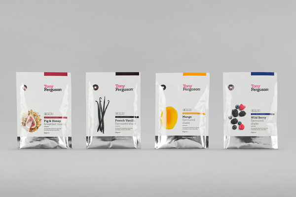 Crit* TonyFerguson The Dieline #packaging #fruits