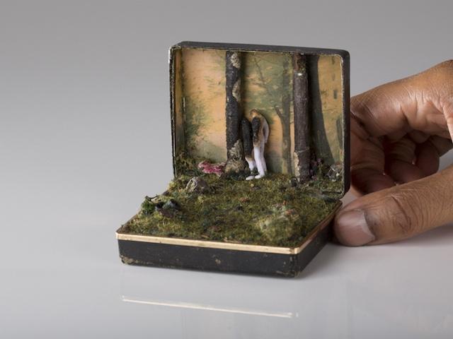 talwst10 #miniature #art #box #jewellery