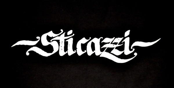 Sticazzi on the Behance Network #calligraphy