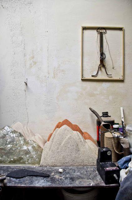 artist atelier: Stefaan Wouters