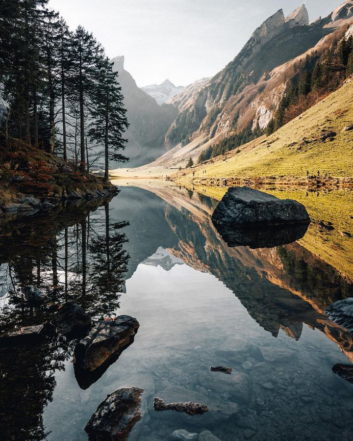 Beautiful Mountain Adventure Photography by Silvan Widmer
