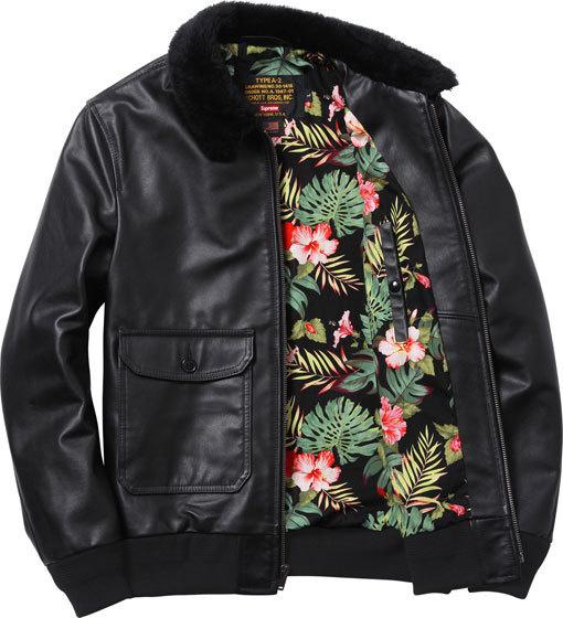 1 schottr_leather_flight_jacket_1329738910 #fashion #mens #jacket