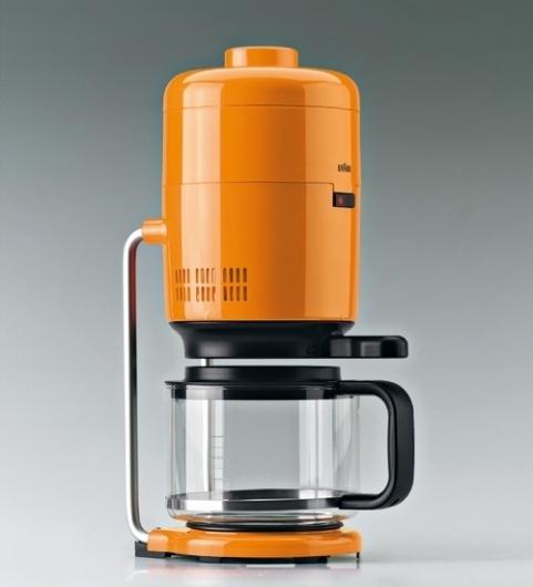 Merde! kentson: Industry design (Braun coffee maker) in Industrial