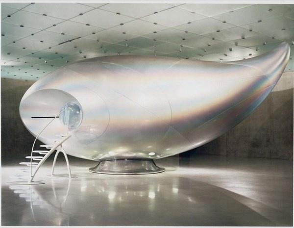 Mariko Mori art composition ''Oneness'' #21122012 #meditative #exhibition #sculptures #art #doomsday