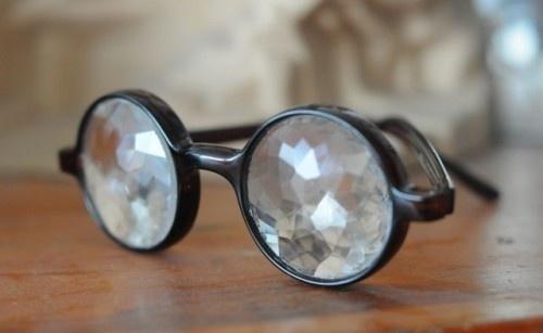 Pinned Image #glasses #kaleidoscope