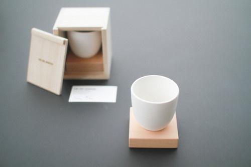 02 Tea Cup by Sung Jang Laboratory #minimalist #design #cup #tea