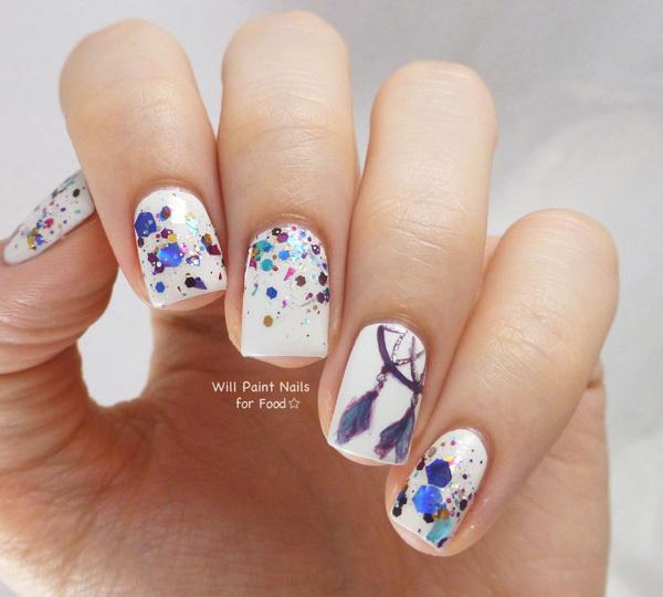 70 Cool Nail Designs #nail #designs #cool