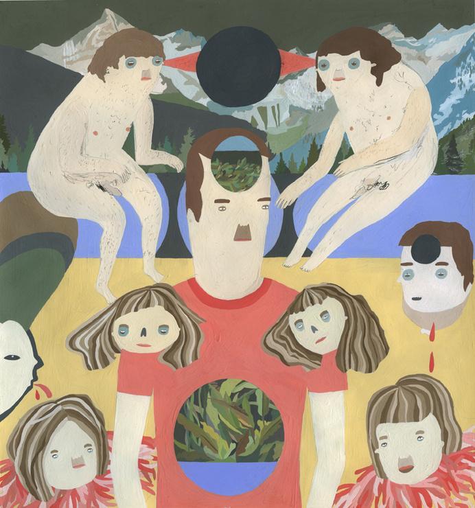 Sophie Alda #illustration #surreal