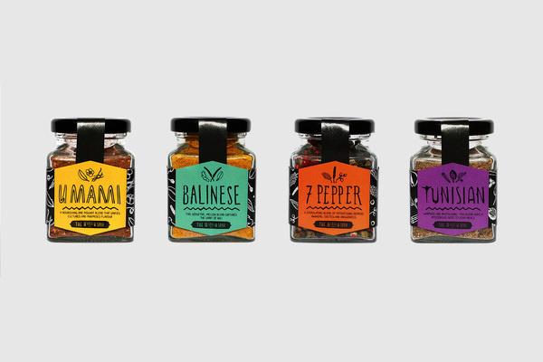 The Hidden Souk Packaging design #packaging #design #graphic #branding
