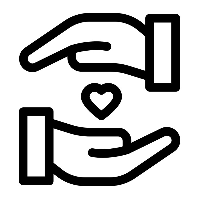 See more icon inspiration related to care, heart, charity, medical, health care, business, healthcare and medical and organs on Flaticon.