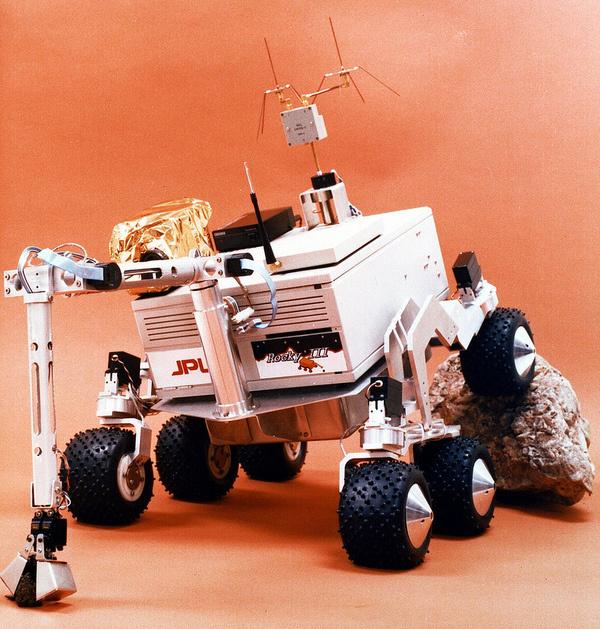 Rocky III Prototype #nasa #photography #space