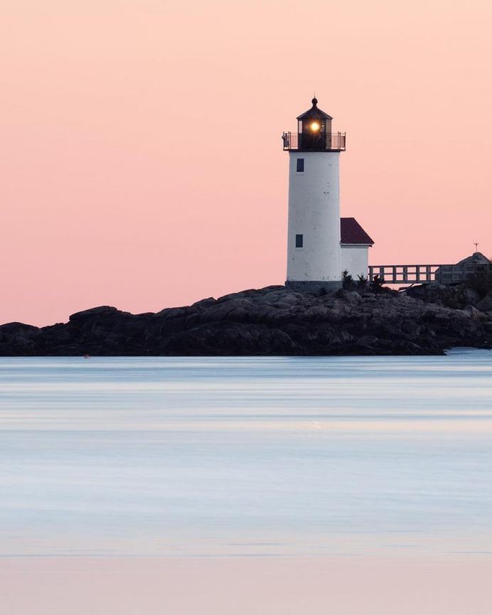 Remarkable Landscapes of Massachusetts Suburbs by Greg DuBois
